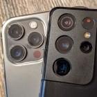 Galaxy S21 Ultra und iPhone 12 Pro Max: Apples und Samsungs Kameras sind gleichauf, nicht gleich