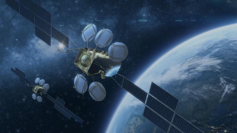 Satelliten von Eutelsat
