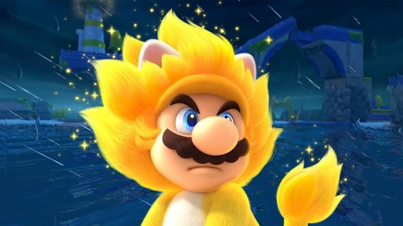 Artwork von Super Mario 3D World + Bowser's Fury