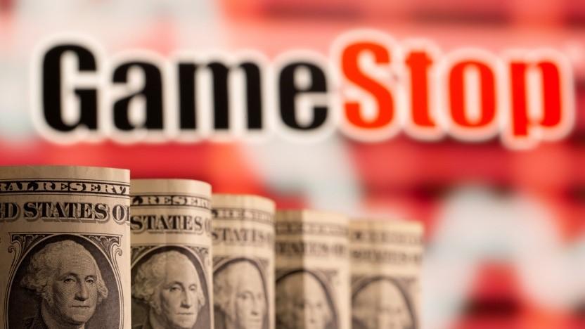 Gamestop hätte neue Aktien zu Geld machen können, sah davon aber ab.