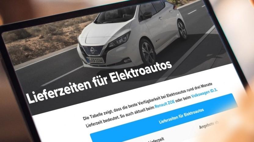 Wer ein Elektroauto will, muss warten können oder mehr Geld mitbringen.