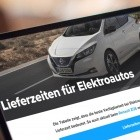 Nachfrage unterschätzt: Lieferzeiten für Elektroautos bis zu 14 Monate