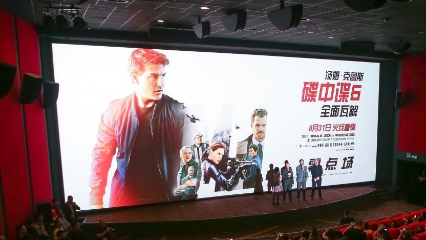Mission-Impossible-Vorführung im August 2018