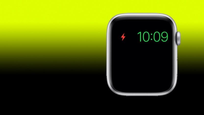 Gangreserve bei der Apple Watch