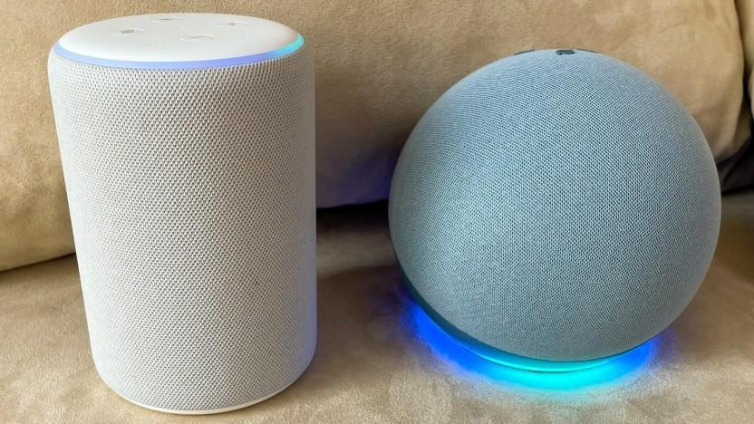 Deezer auf einem Alexa-Lautsprecher sorgt für viel Frust.