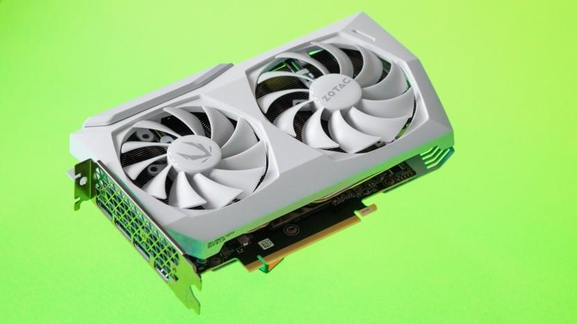 Zotacs Geforce RTX 3060 Amp White Edition im Test