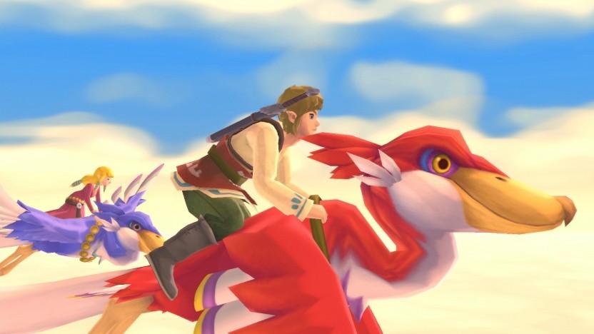 Artwork von The Legend of Zelda: Skyward Sword HD
