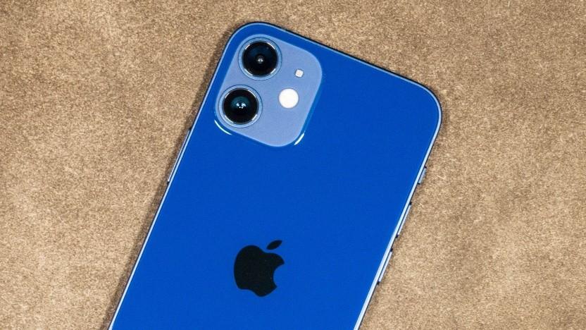 Das iPhone 12 Mini nutzt ein 5G-Modem von Qualcomm.