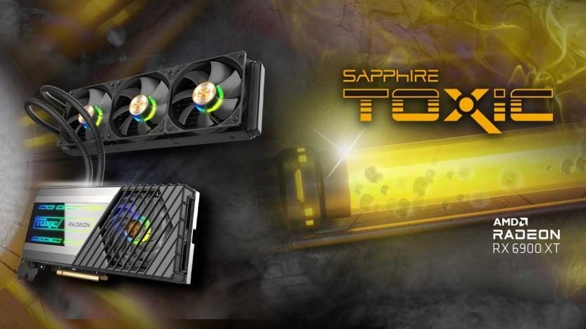 Radeon RX 6900 XT Toxic als Limited Edition