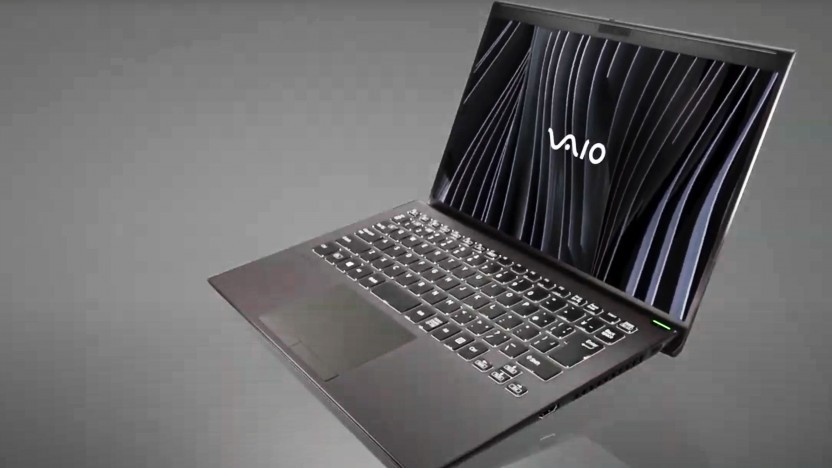 Das Vaio Z ist leicht und leistungsstark.