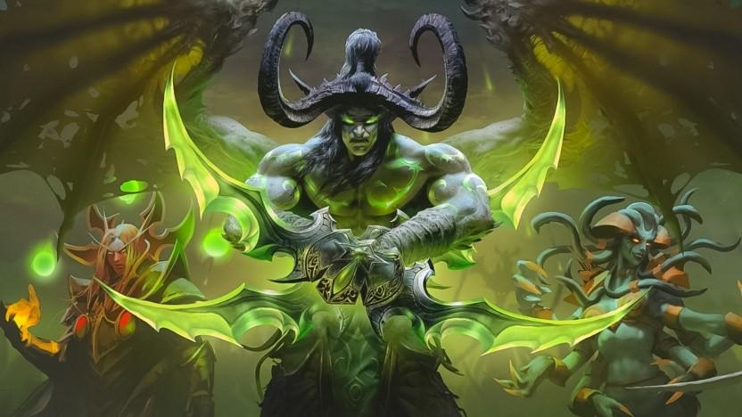 Artwork von World of Warcraft - Burning Crusade