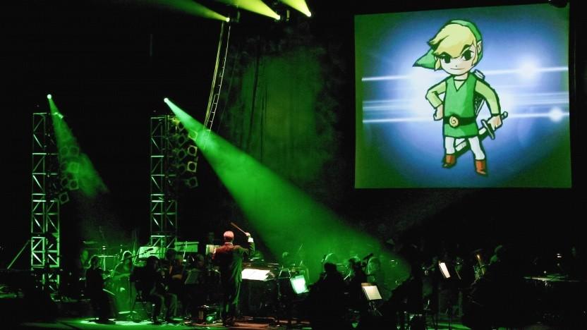 Konzert mit Musik aus The Legend of Zelda