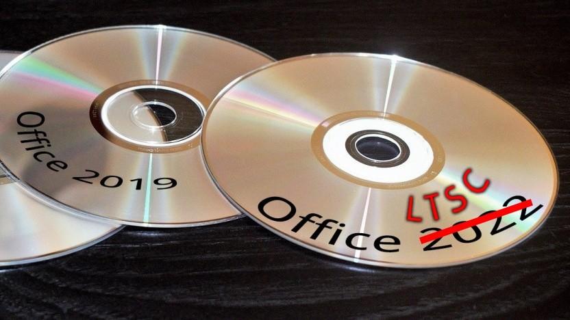 Das nächste lizenzbasierte Office heißt Office LTSC.