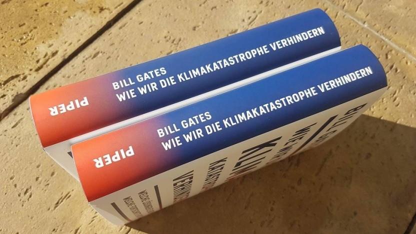 Bill Gates hat ein Buch über die Klimakatastrophe geschrieben. Der Microsoft-Gründer investiert in viele Firmen, die Klimaschutztechnologien entwickeln.