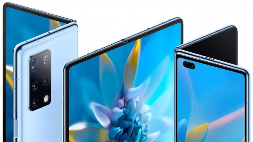 Das Mate X2 von Huawei