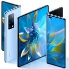Mate X2: Huawei stellt faltbares Smartphone mit neuem Scharnier vor