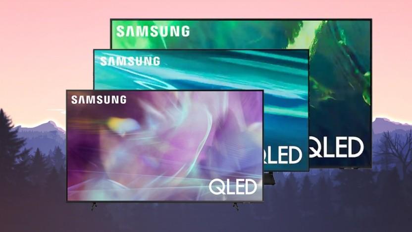 Auch 2021 gibt es wieder drei QLED-TV-Serien.
