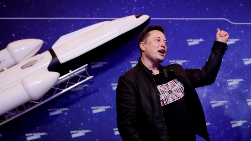 SpaceX-Chef Elon Musk: Satelliten sind am besten für ländliche Regionen.