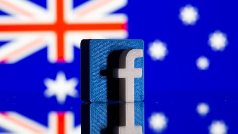 Facebook will sich mit den australischen Medien schnell einigen.