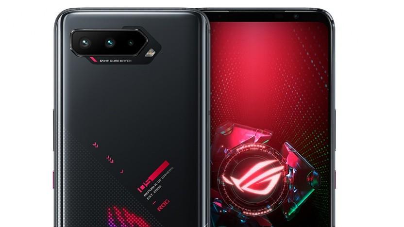 Das ROG Phone 5 von Asus