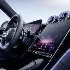 2. Generation MBUX: Neue Mercedes C-Klasse mit aufgerüstetem Entertainmentsysten