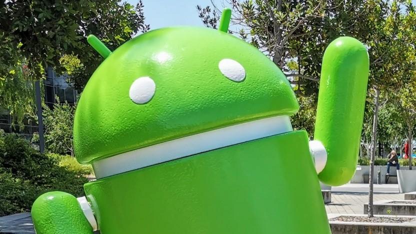 Google präsentiert neue Funktionen für Android.