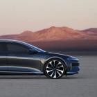Nach Börsengang: Lucid plant Konkurrenz für Teslas Model 3