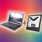 Bastelprojekt: Altes Thinkpad bekommt E-Ink-Bildschirm
