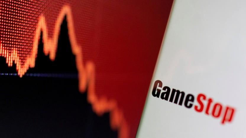 Die massiven Kursschwankungen bei Gamestop gehen in eine neue Runde.