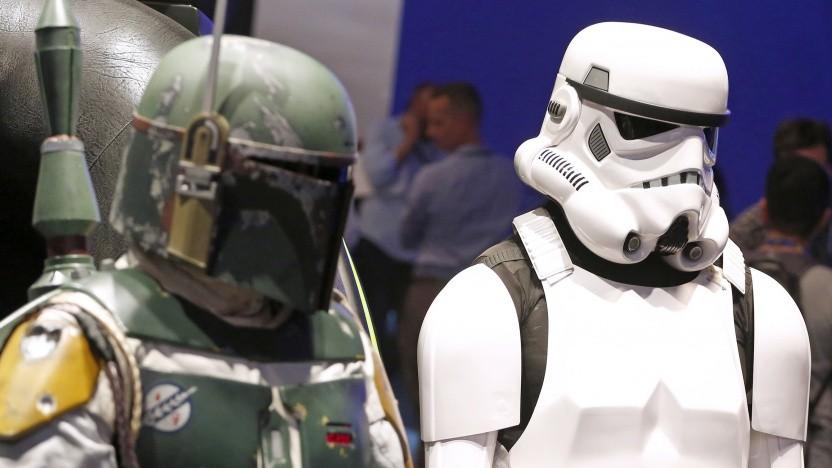 Eine der beiden Star-Wars-Serien auf Disney+ handelt von Boba Fett.