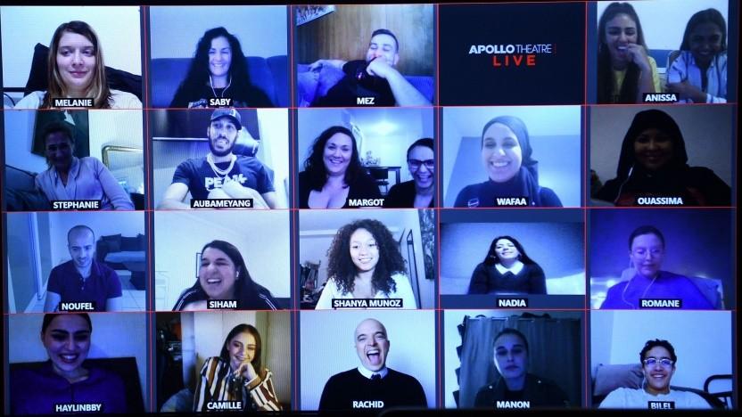 Videokonferenz: ab und zu mal abschalten