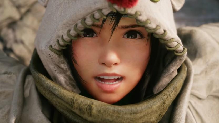 Artwork von Final Fantasy 7 Remake Intergrade