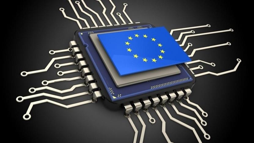 Europa arbeitet an einer Supercomputer-CPU.