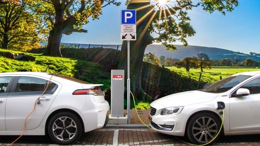 Mehr Elektroautos auf Deutschlands Straßen