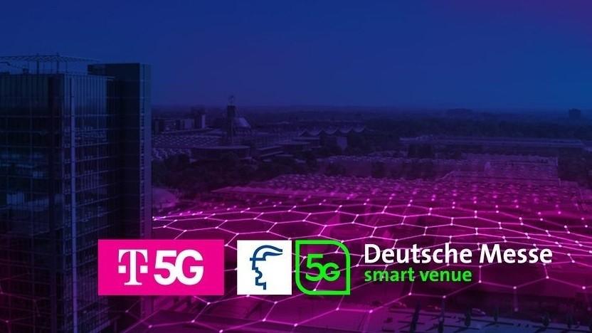 5G-Campusnetz in Hannover