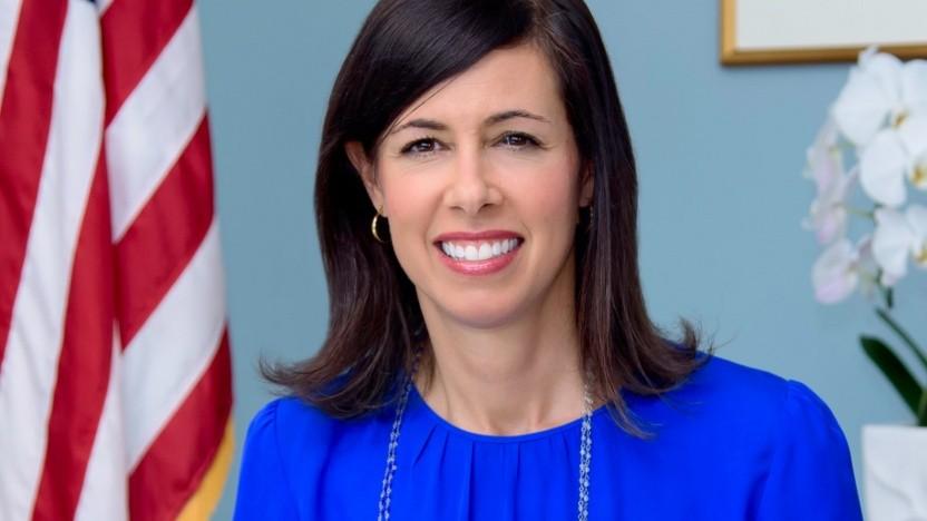 Die neue designierte Chefin der US-Behörde FCC