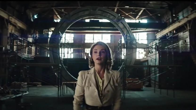 Wie ging das nochmal mit dem Sternentor? (Ausschnitt aus dem Trailer von Stargate: Origins)