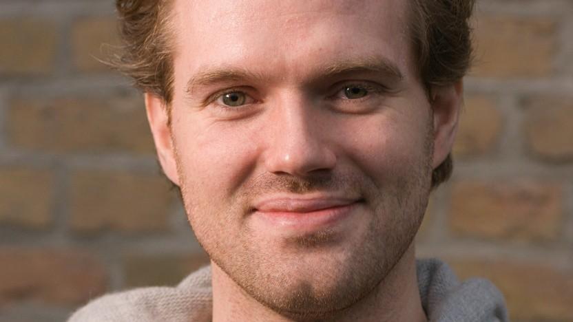 Experte in Sachen Mobilfunksicherheit: Karsten Nohl.