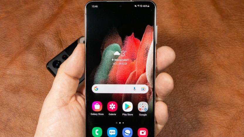 Die meisten modernen Smartphones haben einen fest verbauten Akku.