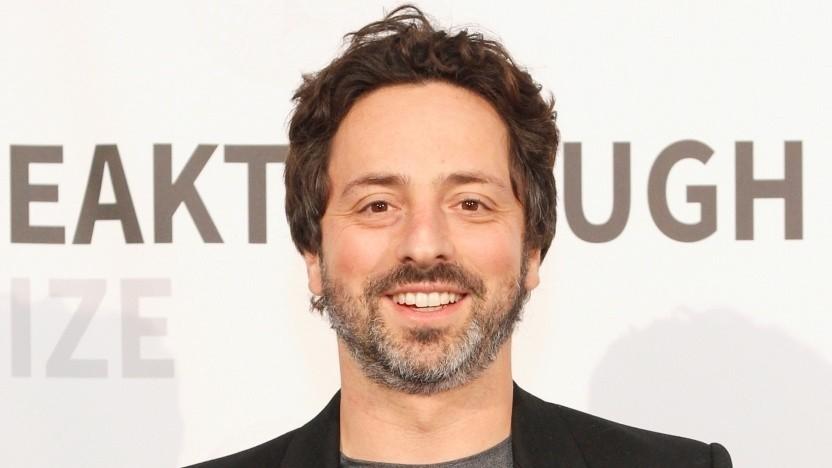 Google-Gründer Sergey Brin: lässt emissionslose Luftfahrzeuge entwickeln