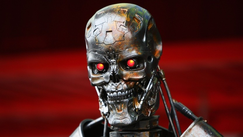 Der Terminator kämpft weiter.