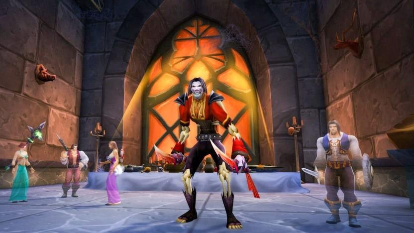 Artwork von World of Warcraft Classic.