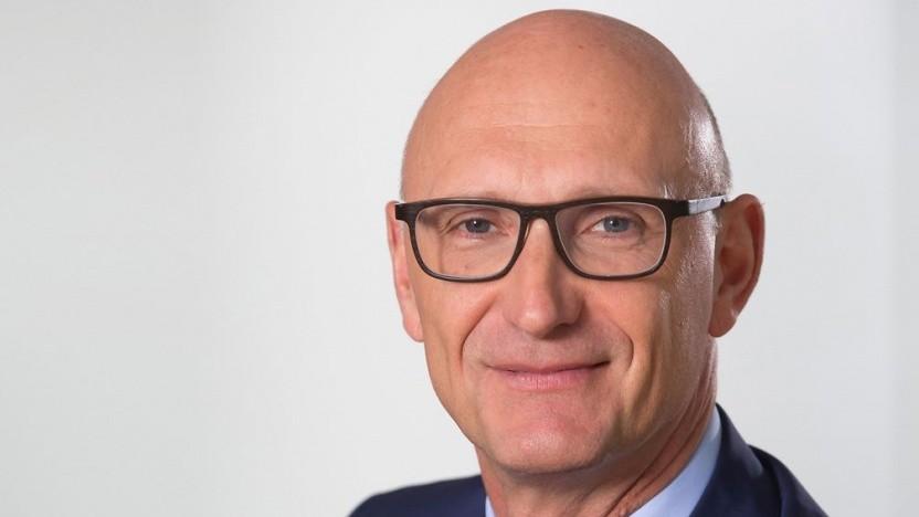 Timotheus Höttges, Vorstandsvorsitzender Deutsche Telekom AG