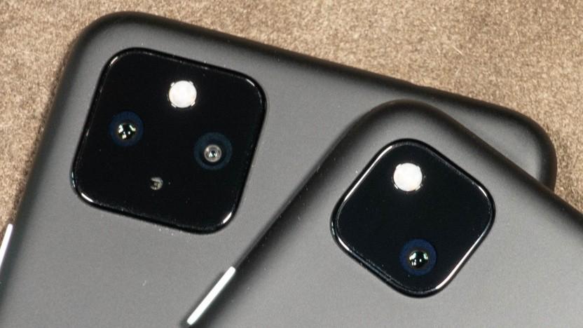 Die Pixel-Smartphones erhalten neue Funktionen.