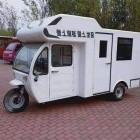 Shandong Everbright: Dreirad-Camper mit Elektroantrieb für 4.800 US-Dollar