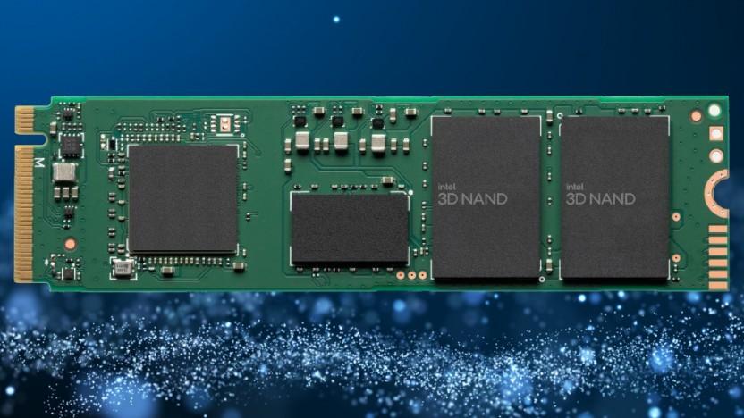 SSD 670p mit 144-Layer-Flash-Speicher