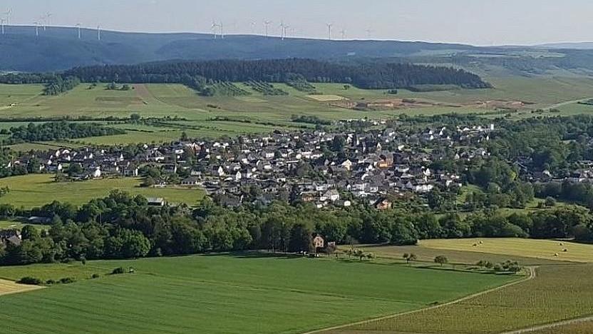 Ausbau in Maring-Noviand