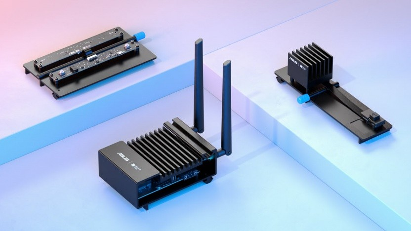 Microsoft kooperiert mit Unternehmen wie Asus, um Sensoren für Percept anzubieten.
