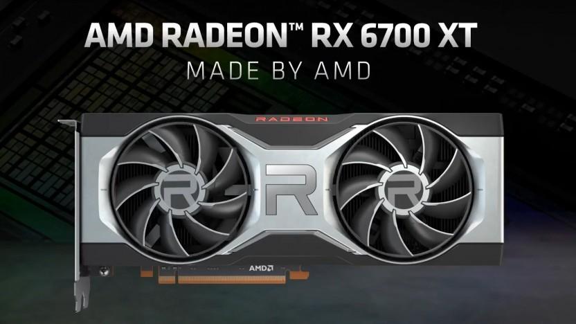 Radeon RX 6700 XT im Referenzdesign