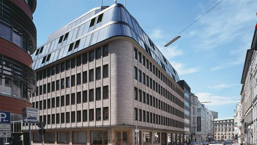 Sitz der Deutsche Giganetz in Hamburg